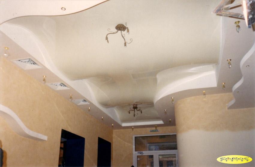 Смотреть дизайн потолка